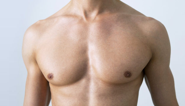 Chirurgie du sein chez l'homme